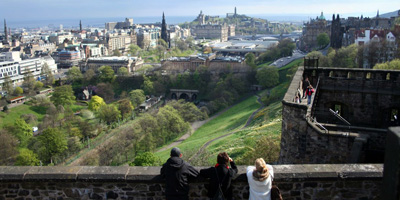 Edinburgh vista
